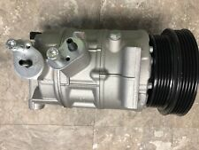 NEW AC Compressor FITS: VW JETTA BEETLE GOLF 2.5L 2005-2014 DOUBLE PULLEY