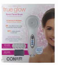 Conair True Glow Sonic Facial Brush Professional Results, Renew, Refresh, Revive