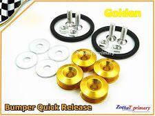 Golden ALUMINUM QUICK RELEASE FASTENERS KIT FOR BUMPER&TRUNK HATCH Lids Kit