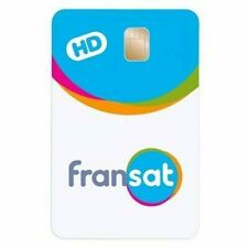 Fransat Replacement HD Viewing Card Pc6