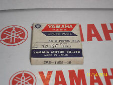 YAMAHA YZ125 1977-1981 PISTON RINGS 2k6-11601-00 STD NOS NEW