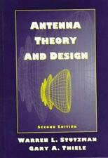 Antenna Theory and Design by Stutzman, Warren L., Thiele, Gary A.