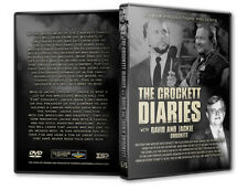 David & Jackie Crockett Shoot Interview DVD, NWA Mid Atlantic Wrestling Jim JCP
