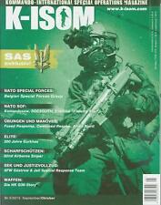 K-ISOM 5/2015 Spezialkräfte Magazin Kommando Bundeswehr Waffe Eliteeinheiten Sni