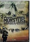 Monsters El continente oscuro (DVD Nuevo)