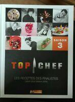 76240: Top Chef 3 de M6 Editions [Très Bon Etat]