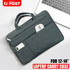 Waterproof Laptop Sleeve Carry Case Soft Bag For Macbook Lenovo Dell HP 12.5 13""