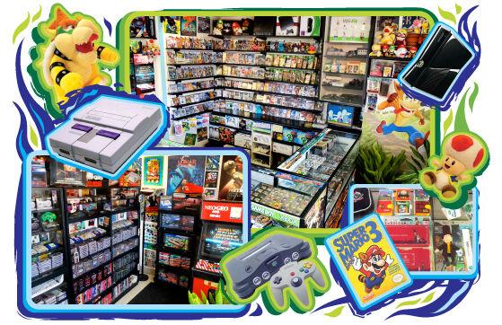 Video Games Right To Your Door