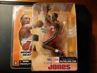 Eddie Jones Miami Heat McFarlane figure NBA series 3