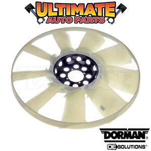 Engine Cooling Fan Blade (6.7L Cummins Diesel) for 11-12 Dodge Ram 4000 Pickup