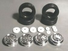 Stock Wheels Amp Tires 1990 Mustang 125 Scale 1000s Model Car Parts 4 Sale