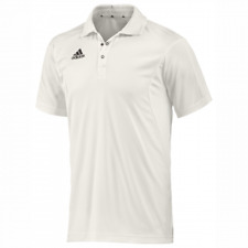 Adidas Short Sleeve Cricket Shirt