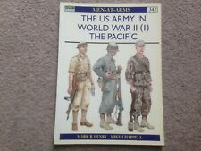 Osprey Men-at-Arms - The US Army in World War II (1) The Pacific