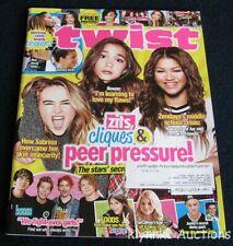 Twist Magazine February 2015 One Direction 5 Seconds of Summer Ariana R5 Rowan