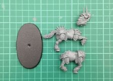Warhammer AOS Slaves Darkness Chaos Knights Knight Horse D Oval W26