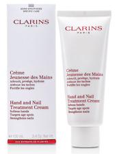 Nib Clarins Hand and Nail Treatment Cream, 3.4 oz, sealed