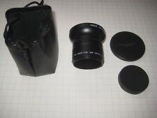 MADE IN  Japan - Digital Pro 0.5X 52mm  5700  Wide Lens for Nikon Camera