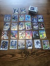 New listing indianapolis colts 100 Card Lot Andrew Luck Peyton Manning Rc Insert