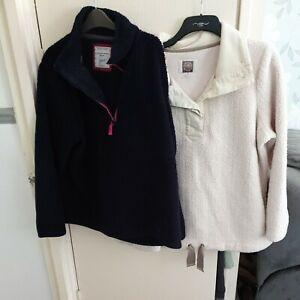 Joules Fleece Bundle Size 18