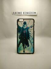 USA Seller Apple iphone 6 plus & 6S Plus Anime Phone case Naruto Uchiha Sasuke