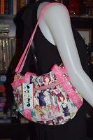 NWT Lesportsac Harajuku Lovers Charming Fancy Girls Core Shoulder/Crossbody Bag