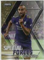 2018 Topps Stadium Club MLS Soccer Special Forces #SF-3 Justin Meram
