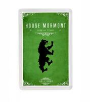 CASA MORMONT GAME OF THRONES HOUSE MORMONT FRIDGE MAGNET IMAN NEVERA