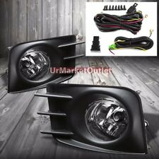 Clear  Lens Housing Driving/Bumper Fog Light+Mounting For Scion 11-13 tC AGT20