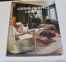 LIVING IN STYLE LONDON   teNeues Geraldine Apponyi