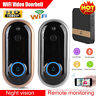 Smart Wireless WiFi Doorbell 2MP HD Camera IR Video Phone Intercom + Ding Dong