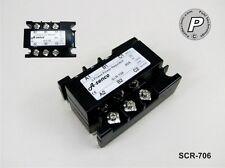 SCR-706 Thyristorsteller 3x Phasenanschnitt, 4 ...20mA