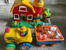 Sainsburys Toy Farm And Tractor Sounds And Noises Fully Working Great Toy