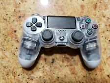 Sony Playstation 4 PS4 DualShock 4 Wireless Controller - Crystal Clear OEM