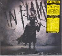IN FLAMES 2019 CD - I, The Mask + 1 (Ltd. Digi.) Engel/Dark Tranquillity - NEW