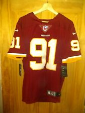 Washington Redskins Football Ryan Kerrigan Nike Burgundy Limited Jersey Small