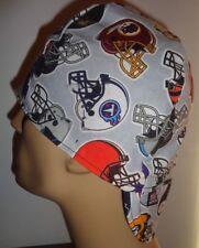 NFL Team Helmets 100% cotton, Welder, Biker, Pipe-fitter,4 panel hat