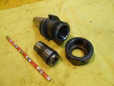 CAT 40 TAPER  x TG100 COLLET CHUCK milling machine mill tool holder tg 100 ct40