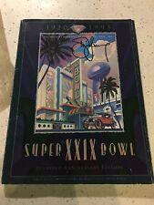 Rare Steve Young Autographed Super Bowl XXIX Program SF 49ers v Chargers