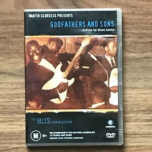 Martin Scorsese Presents The Blues GODFATHERS AND SONS DVD