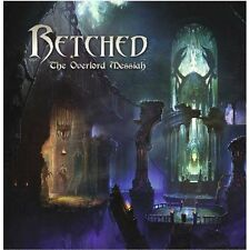RETCHED - The Overlord Messiah (NEW*80's US METAL*LIM.500*TITAN FORCE*SHOK PARIS