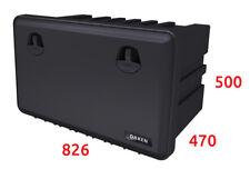DAKEN Just 830 Coffre a outils 127lt Boîte De Rangement Camions Boîte à outils