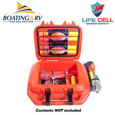 Life Cell Trailer Boat Flotation Device - Marine Safety - 2-4 Person Floatation