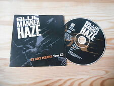 CD punk Blue manner Haze-by any means (1 chansons) promo Dragnet