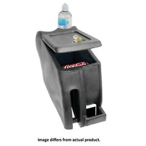 VDP 32421 Charcoal Lockable Plastice Center Console for 97-02 Jeep Wrangler TJ