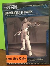Body Modeling for Games: Low Poly Modeling with Mayan Escalante (DVD)
