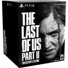 El último de nosotros parte II Edición de Coleccionistas PS4-para PlayStation 4-action/Adven