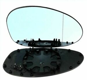 Wing Mirror Glass for BMW 1 Series 2004 - 2009 Right hand side