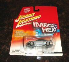 Rare Johnny Lighting Import Heat Nissan Skyline Custom 1:64 Die Cast Car