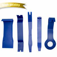Kit de 5 herramientas palancas para desmontar radio coche salpicadero puertas ES