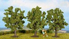 NOCH 25510 3 x Fruit Trees -  Model Railway N Gauge